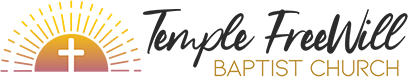 Temple Free Will Baptist Church Logo
